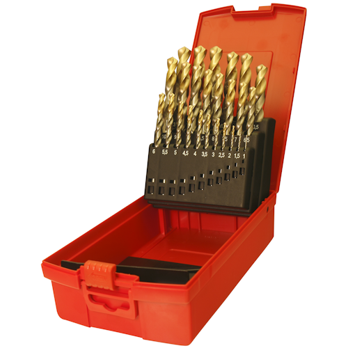 dormer-a095-no.201-hss-tin-coated-jobber-drill-set-19p-5771-p