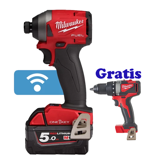MILWAUKEE M18 ONEID2/BLDD2